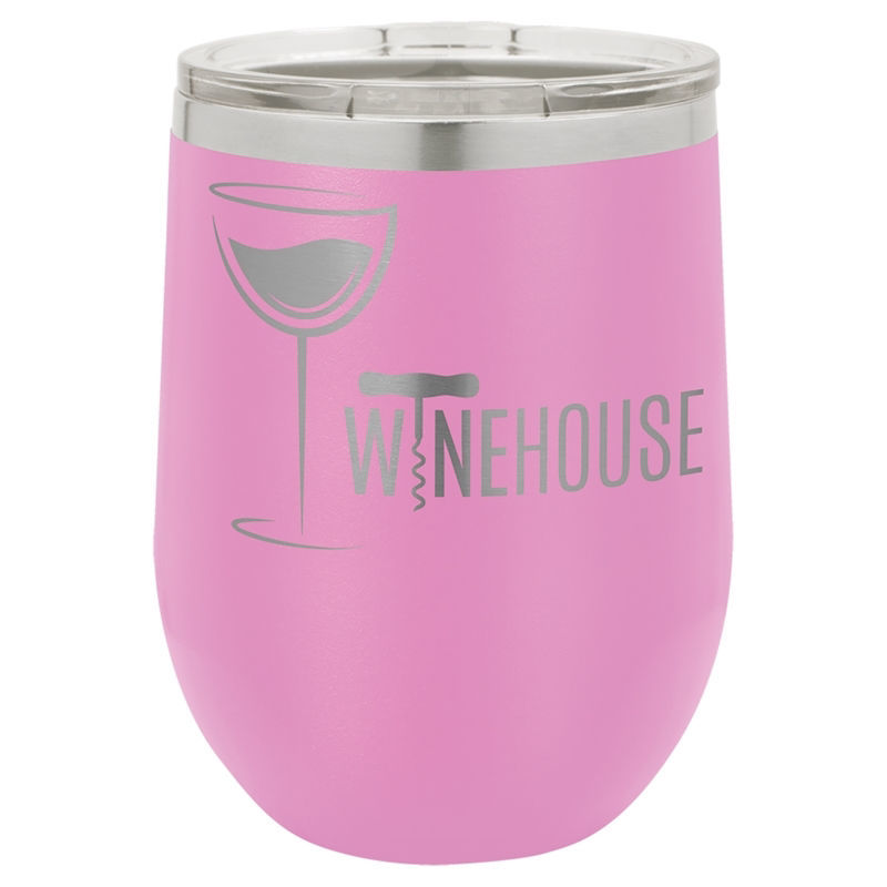 Picture of 12oz. Vacuum Insulated Stainless Steel Stemless Tumbler