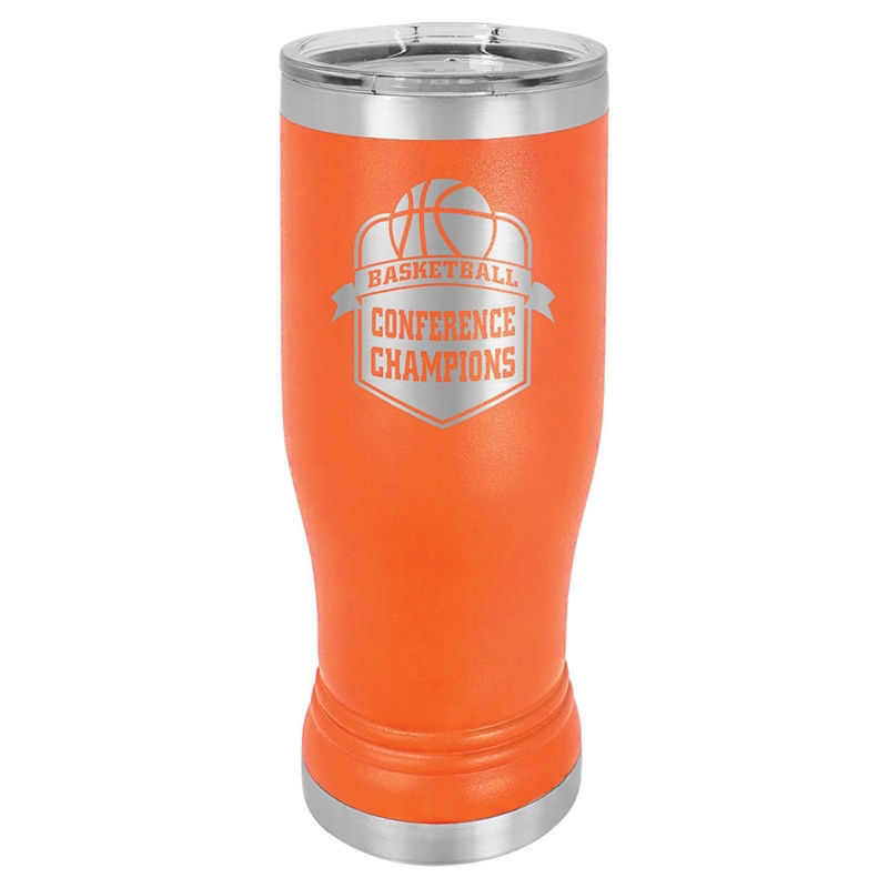 Picture of 14 oz. Vacuum Insulated Stainless Steel Pilsner Tumbler