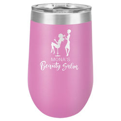 Picture of 16oz. Vacuum Insulated Stainless Steel Stemless Tumbler