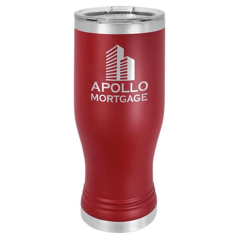 Picture of 20 oz. Vacuum Insulated Stainless Steel Pilsner Tumbler